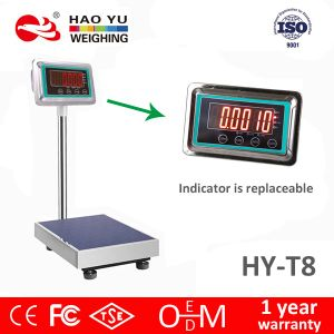Heavy Duty Platform Scale Bench Scale Capacity 30-500kg pictures & photos