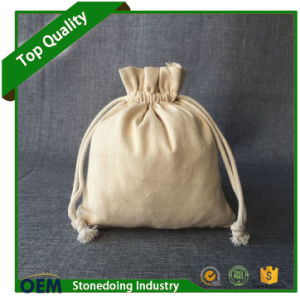 Factory Price Cloth Drawstring Bag and Cotton Canvas Bag pictures & photos