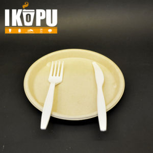 Fast Food Restaurant Plastic Disposable Spoon and Fork pictures & photos