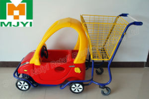 Children Baby Plastic Shopping Trolley pictures & photos