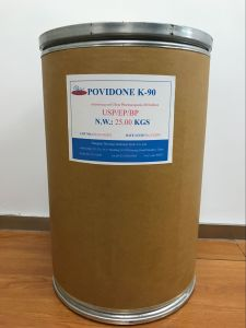 Pvp K90 Film-Forming Agent Viscosity-Enhancing Agent pictures & photos
