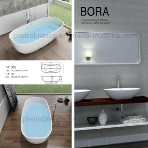 2017 New Modern Freestanding Bathtub (PB1080) pictures & photos