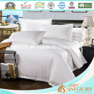 USA Market Hot Sale White Bedding Set pictures & photos