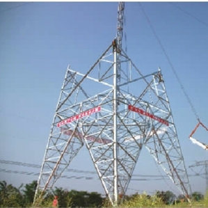 750kV Angle Steel Tower pictures & photos