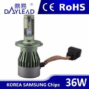 Beam Bulbs 6000K Car LED Headlight Hi/Lo pictures & photos