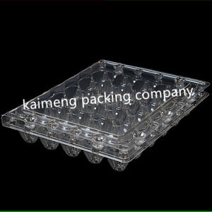30cells Eggs Clear Plastic Quail Egg Trays (plastic quail egg tray) pictures & photos