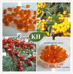 Seabuckthorn Seeds Extract & Seabuckthorn Oil Softgel pictures & photos