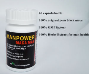 Private Label Man Power Formula with American Ginseng pictures & photos