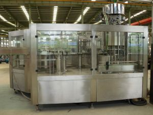 Full Automatic Washing, Filling, Capping 3 in 1 Machine pictures & photos