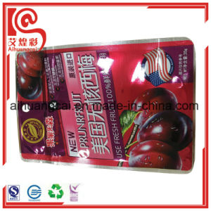 Aluminum Foil Plastic Bag Fruit Cherries Packaging pictures & photos