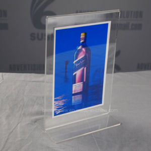 Hot Acrylic Photo Frame T pictures & photos