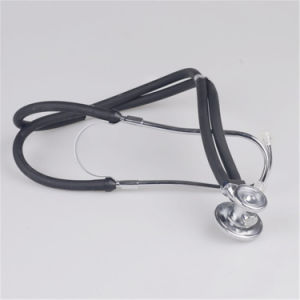 Medical Equipment Sprague Rappaport Stethoscope (SW-ST03A) with Ce FDA for Doctor pictures & photos