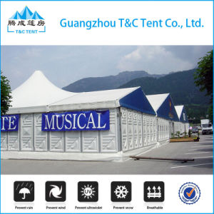 12X20m Double High Peak Party Tent for Wedding Tent Marqueen Tent pictures & photos