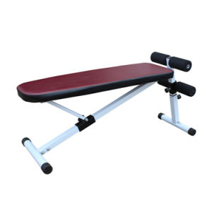 New Design Portable Fitness Equipment Sit up Bench for Sale