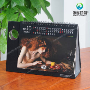 High Quality Paper Printing Calendar (of Jewellery Company) pictures & photos