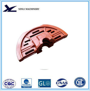 Painted Machining Parts Sand Casting Iron Casting pictures & photos