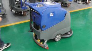 Battery Powered Walk Behind Floor Scrubber Machine pictures & photos