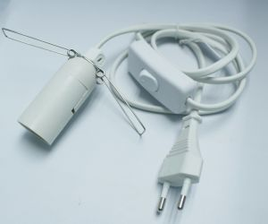 Hot Selling VDE Approval European Salt Lamp Power Cord with on/off Switch pictures & photos