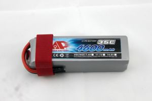 4600mAh 35c 11.1V Ce Certificated Model Airplane RC Battery pictures & photos