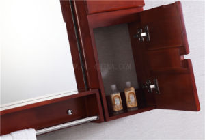 High Quality Oak Bathroom Vanity Cabinet pictures & photos