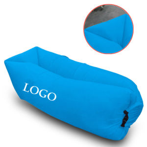 Outdoor Air Lounger Inflatable Sleeping Lay Bag pictures & photos