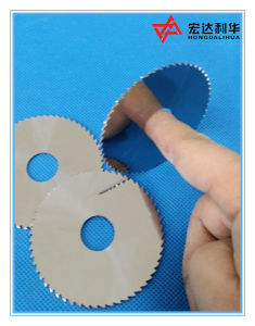Solid Carbide Cutter Circular Saw Blade for Metal Cutting pictures & photos