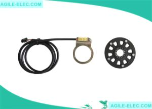 350W Bike Gearless Hub Motor Kit with LED Display pictures & photos