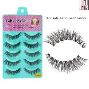Hot Sale OEM/Private Label Wholesale Handmade False Eyelash Extension Fake Eyelashe