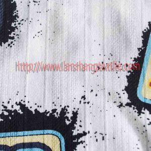 Jacquard Printing Cotton Fabric for Woman Dress Coat Skirt Garment. pictures & photos
