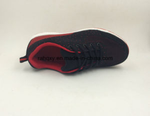 Fabric Flyknit Sports Causal Style with Toe Protection Outdoor Working Shoes pictures & photos