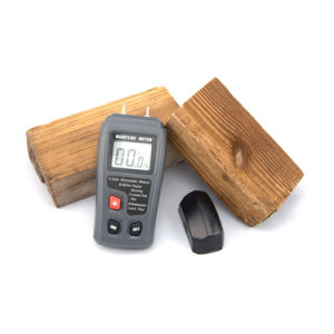 0-99.9% Two Pins Digital Wood Moisture Meter Humidity Tester pictures & photos