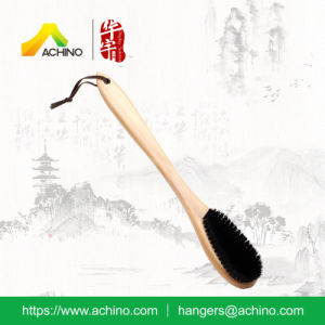 Eco Friendly Natural Wooden Garment Brush (AWBH104-Natural) pictures & photos