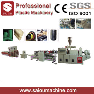 PVC Tube Extruder PVC Pipe Production Machine pictures & photos