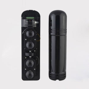 GSM 100m Perimeter IR Beams Sensor for Garages pictures & photos