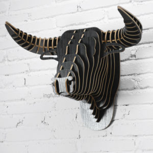 Nordic Household Wooden Handicrafts Creative Home Hanging Wall Decoration Household Decor pictures & photos