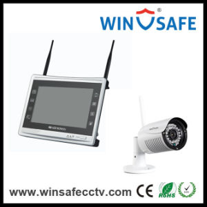1080P 4CH Network Camera Wireless Home IP Camera System pictures & photos