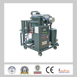 Zl Vacuum Oil Purifier Series for Lubricating Oil /Used Gear Oil Purifier pictures & photos