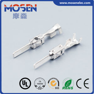 Terminal Press Electric DJ619A-2.8*0.8b Male Female Terminal Lugs Wire Connector pictures & photos