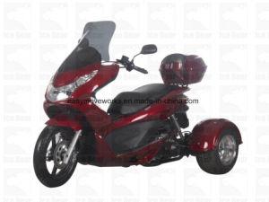 Zhenhua Q6 50cc Motorcycle Cdi Elec Disc EPA Stroke Trike pictures & photos