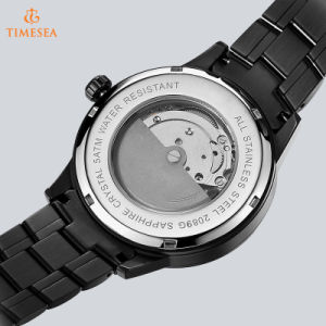 Stainless Steel Bracelet Automatic Watches Promotional Wrist Watches Men 72290 pictures & photos