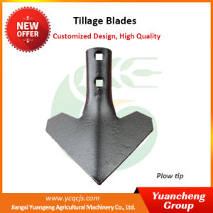 Parts for Agricultural Apparatus Tractor Rear Blade Power Tiller Parts pictures & photos