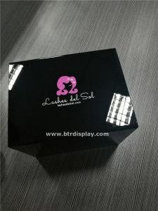 Acrylicfalse Eyelashes Box Manufacturer Btr-B7054 pictures & photos