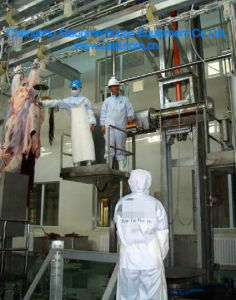 Cattle Slaughtering --Pneumatic Lift pictures & photos