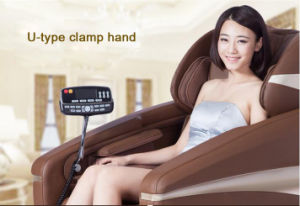 Best Beauty Health Kneading Ball Massage Chair pictures & photos