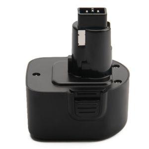 12V 3000mAh Ni-MH Replacement Battery for Dewalt DC9071 De9037 De9071