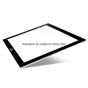 LED Drawing Copy Board LED Tattoo Tracing Board Acrylic LED Light Box pictures & photos