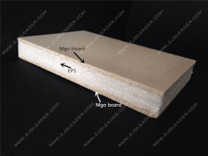 EPS or XPS Fireproof Sandwich Panel pictures & photos
