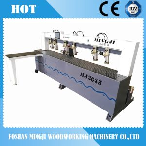 Woodworking Dowel Pin Holes Drilling Machinery for Furniture pictures & photos
