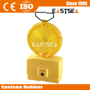 Yellow & Red Flashing LED Barricade Traffic Light pictures & photos