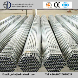 Hot DIP Galvanized Steel Pipe Ss400 pictures & photos